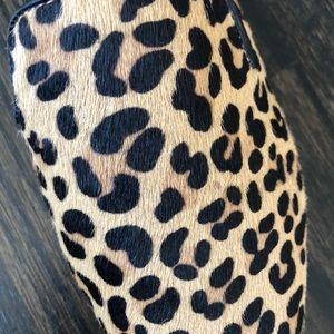 Steven By Steve Madden Shoes - Leopard Steven Mules Size 6.5